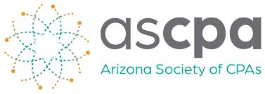 ascpa arizona society of cpas logo image